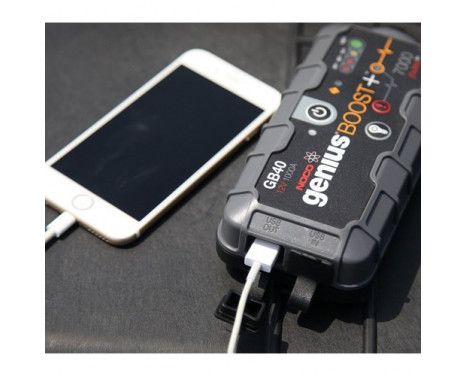 Noco Genius GB40 12V 1000A Booster Batterie, Image 9