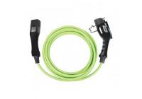 Câble de charge EV type 1-2-2 16A monophasé 8mtr