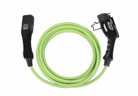 Câble de charge EV type 1-2-2 monophasé 8mtr