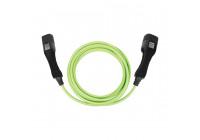 Câble de charge EV type 2-2 16A monophasé 8mtr