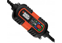 Black & Decker BDV090 Chargeur de batterie 6V & 12V
