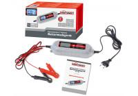 Chargeur de batterie 11 vitesses entièrement automatique Kraftpaket 6V / 12V -4A