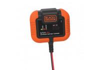Chargeur de batterie Black & Decker 6V & 12V 1.5A