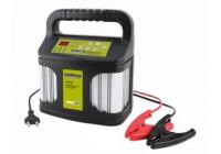 Chargeur de batterie intelligent NFC1800 6V / 12V / 24V 18 amp.