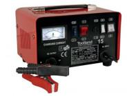 Chargeur pour batteries plomb-acide 12 / 24v - avec fonction boost - 9a