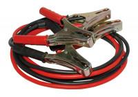 Câble de démarrage (35mm²) 3.5 mètres avec des pinces métalliques