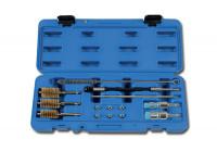 Kit de nettoyage pour siège d'injecteur diesel