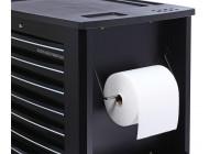Support de rouleau de papier noir (S10, S11, S13)