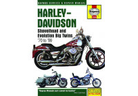 Harley-Davidson Shovelhead et Evolution Big Twins (70-99)