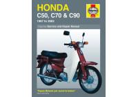 Honda C50, C70 et C90 (67 - 03)