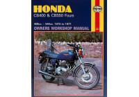 Honda CB400 et CB550 Fours (73-77)