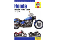 Honda Shadow VT600 & 750 (88-14)