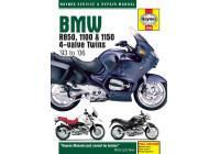 Soupapes de soupapes BMW R850, 1100 et 11504 (93 - 06)