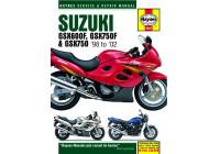 Suzuki GSX600 / 750F et GSX750 (98-03)
