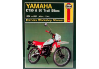 Vélos Yamaha DT50 et 80Trail (78 - 95)