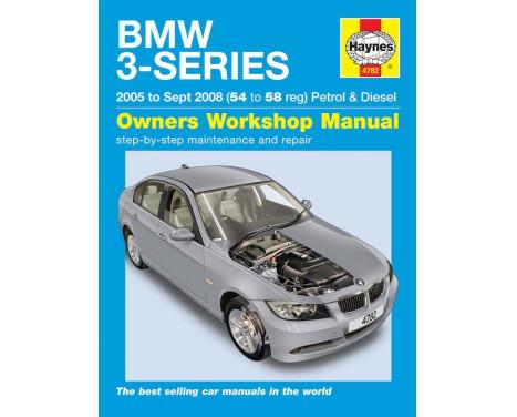Manuel d'atelier Haynes BMW Série 3 Essence & Diesel (2005 - Sept 2008)