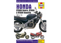 Honda NTV600 Revere, NTV650 et NT650V Deauville (88 - 05)