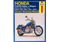 HondaV45 / 65 Sabre & Magna (82 - 88)