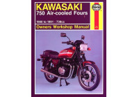 Kawasaki750 Fours à refroidissement par air (80 - 91)