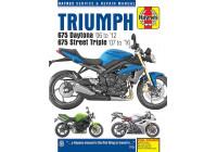 Triumph675 Daytona & StreetTriple (06 - 16)