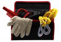 Pechset Safety Kit (câbles de démarrage, câble de remorquage + gants)