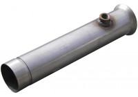 100% rostfritt stål Ersättning katalysator Peugeot 206 RC 2.0 16v