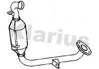 Sot-/partikelfilter, avgassystem
