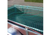 Aanhangernet 300x600cm met elastische rand