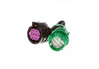 Kit de réparation pour câbles, projecteur principal febi Plus