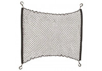 Kofferbaknet Spider 90x90cm incl. beugels