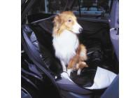 Hund Filt - svart - 140x150cm