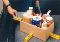 DEFA Bil clett bagage ankare -> 40kg fyra stycken