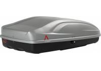 Coffre de toit G3 Absolute 400 gris métallisé