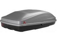 Coffre de toit G3 Spark 320 Eco gris métallisé
