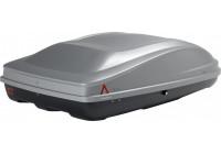 Coffre de toit G3 Spark 400 Eco gris métallisé