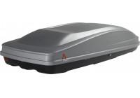 Coffre de toit G3 Spark 480 Eco gris métallisé