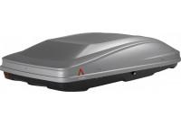 Coffre de toit G3 Spark 520 Eco gris métallisé