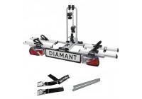 Pro-User Diamond cykelhållare Set Complete 91739-2