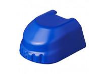 Soft Dock voor koppeling blauw