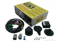 Elsats, bogseranordning Safe Lighting FOR023B ECS Electronics