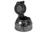 Socket 7-polig metall