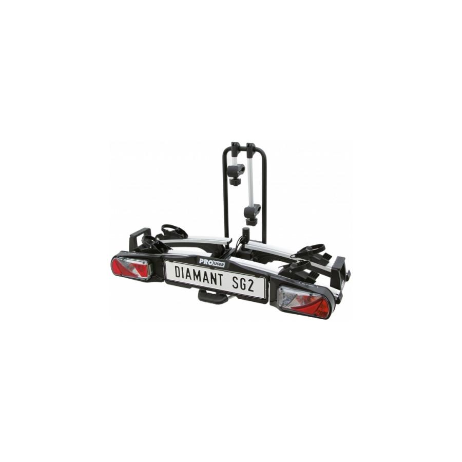 Pro User Diamant SG2 fietsendrager 91734 Pro-user | Winparts.nl - Fietsendrager op trekhaak