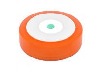 Waarschuwings-disk 16+8LED oranje