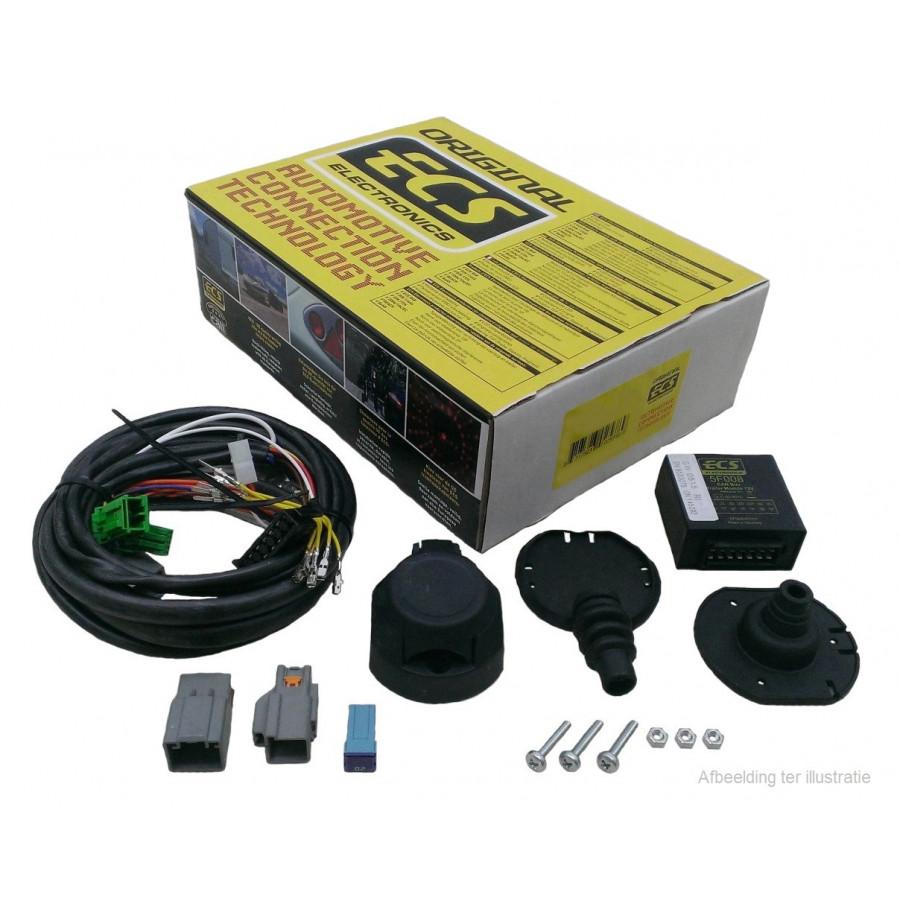 7 Polige Stekker Ombouwen Naar 13 Polig.Kabelset Autospecifiek Voor Elk Merk En Type Auto Winparts