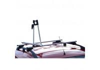 Porte-vélos Twinny Load Roof Aluminium
