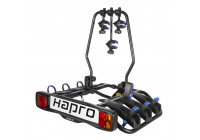 Hapro Atlas 3 Blue - porte-vélos 32101