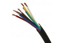 Câble de remorque 7 conducteurs 1,0 mm 5 m
