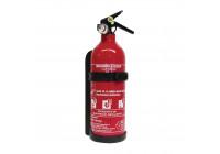 1kg brandsläckare ABC med manometer