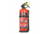 Brandsläckare 1kg Belgien Standard 2023