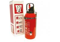 Brandsläckare 3kg belgiska norm2019